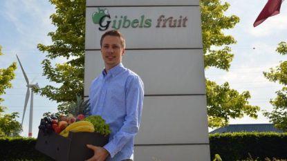 Fruit besteld bij Euro Gijbels? Dag later geleverd