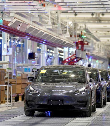 Chinese Tesla's komen deze maand al naar Nederland