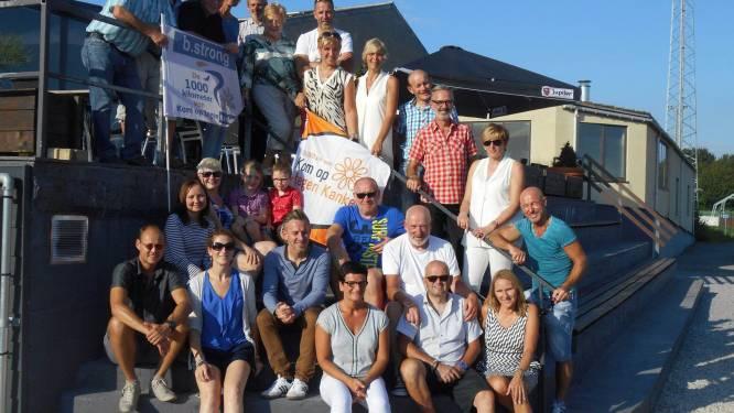 Spinningmarathon ten voordele van 'Kom op tegen Kanker'