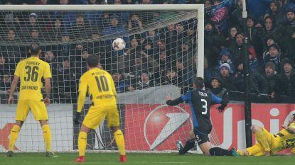 LIVE EUROPA LEAGUE: Dortmund en Batshuayi happen naar adem tegen Atalanta - Zweeds sprookje in de maak?
