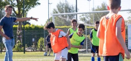 Regio Cup voor jeugdvoetballers zonder Veenendaalse en Rhenense clubs