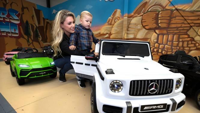 Kinderdroom komt uit: Francis uit Doetichem verkoopt nu de autootjes die ze zelf graag wilde