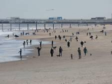 Rust keert terug op Haagse stranden: 'Je kan op het strand een kanon afschieten'