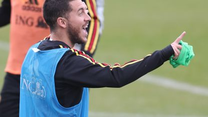 """Hazard: """"Niks mis met onze mentaliteit"""""""