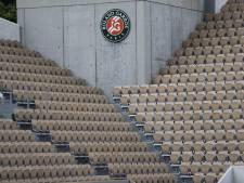 Cinq joueurs écartés des qualifications de Roland-Garros en raison du Covid-19