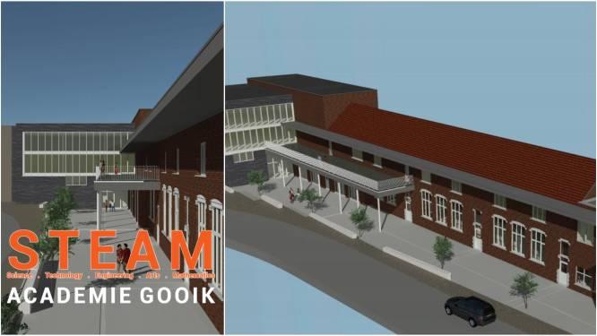 Gemeenteschool wordt nu definitief omgevormd tot STEAM Academy dankzij goedkeuring gemeenteraad