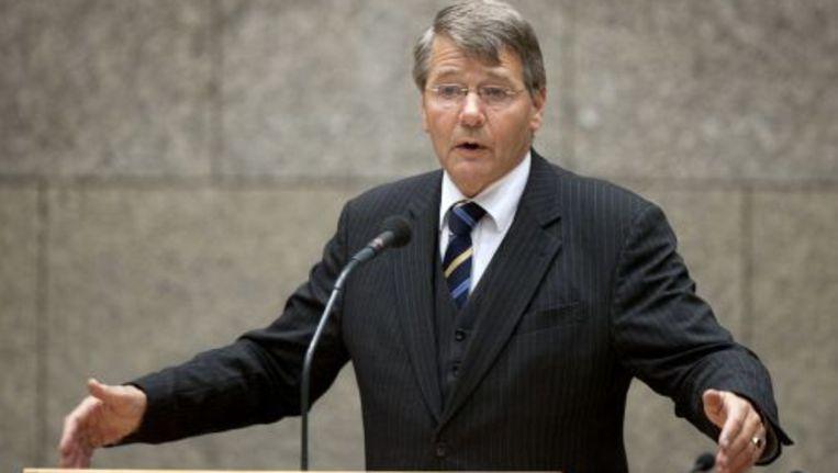 Minister Piet Hein Donner. Foto ANP Beeld
