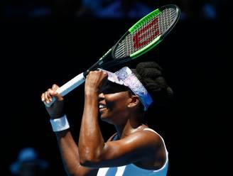 Oudste speelster Venus Williams bereikt kwartfinales op Australian Open