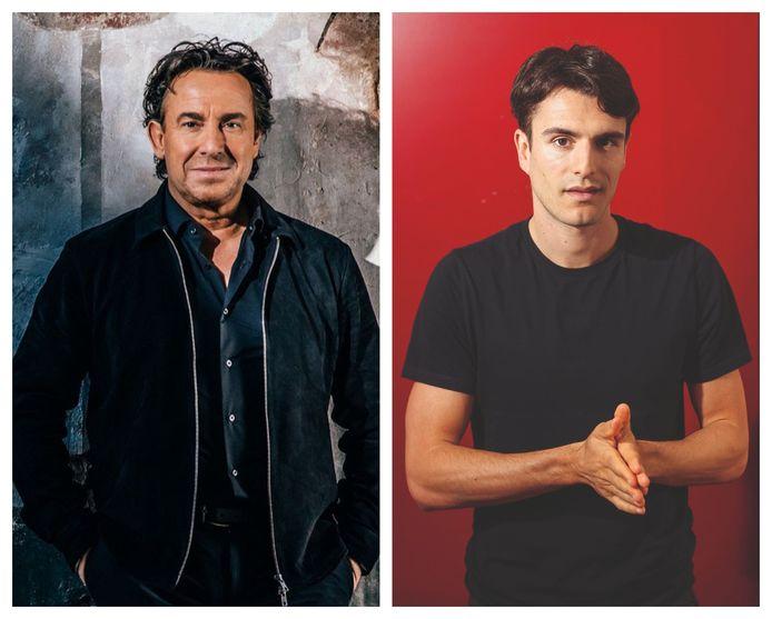 Marco Borsato en Conner Rousseau komen alvast naar 'Het Huis'