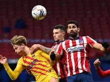 LIVE   Barça met De Jong en Dest tegen Atlético, Suárez wordt geëerd voor kraker in Camp Nou