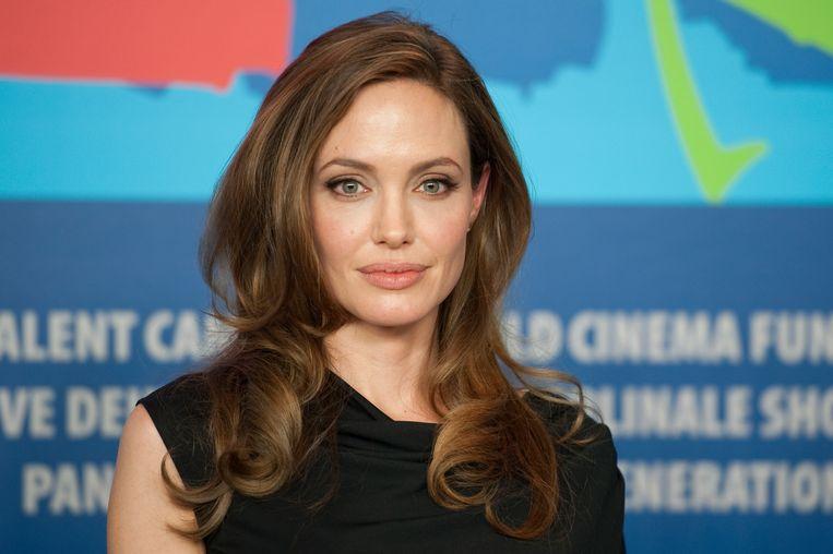 Angelina Jolie. Beeld picture alliance / dpa