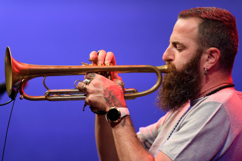 Avishai Cohen in de Montreux Jazz Club vorig jaar.