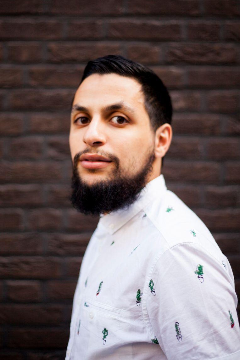 Mohamed Ouaamari. Beeld rv