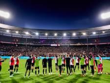 Feyenoord ontvangt wéér boete van UEFA na wangedrag deel van de fans