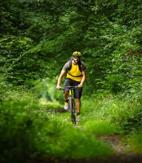 Ruim 160.000 euro voor mountainbikepark en bewegingsbos Noordoostpolder