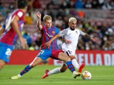 LIVE   Doelman Maximiano houdt Granada op de been tegen aandringend Barça