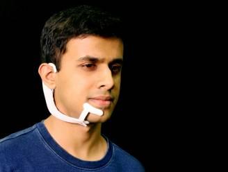 Nieuw gadget 'AlterEgo' kan je gedachten lezen