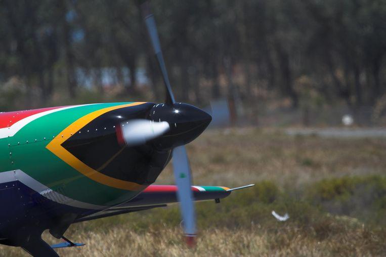 Vliegtuigje in Zuid-Afrika. Beeld Thinkstock