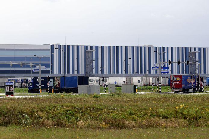 Roosendaal heeft zich de laatste jaren nadrukkelijk geprofileerd als logistieke hotspot.