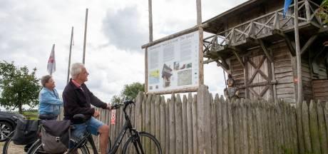 Wachttoren Opheusden ligt nu in UNESCO-werelderfgoed: 'Limes? Oh, de Romeinen!'