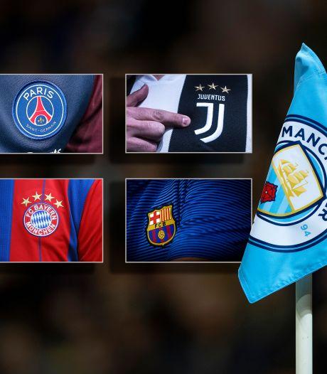 Ajax nestelt zich bij de waardevolste clubs ter wereld: dit is de top 20
