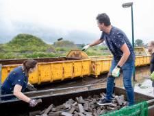 Veenendaalse tuintegels komen terug als ondergrond voor nieuwe wegen