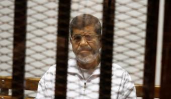 Oud-president Morsi van Egypte overlijdt in de rechtszaal