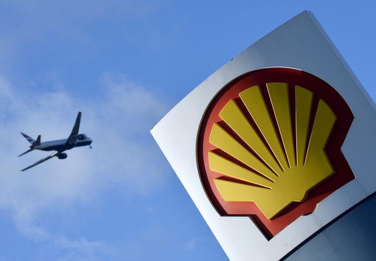 Shell trekt de kaart van het milieu. De investering is klein brood in vergelijking met hun jaarlijkse winst. Beeld REUTERS