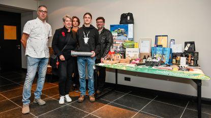 Jan, Sonja, Arne en Stan vinden en winnen de Schat van Krikke