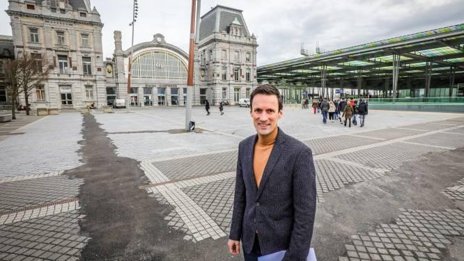 Stationsplein krijgt vanaf september een make-over