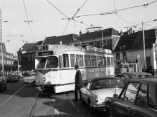 Door de demonstratie moest Lijn 3 in 1969 zelfs een andere route nemen