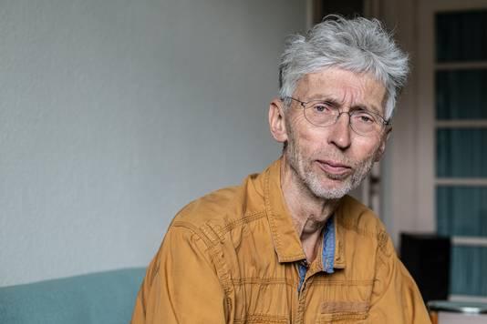 Milieuactivist Johan Vollenbroek.