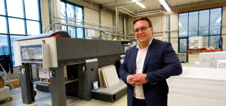 Drukkerij Snep uit Eindhoven investeert al 100 jaar