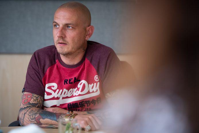 Remco van Ierssel uit Zevenbergen pleegde ooit geweld tegen zijn vrouw, maar ook zijn ouders 'kregen af en toe een tik.'