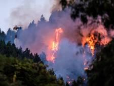 Al 8000 evacuaties om uitbreidende vuurzee vakantie-eiland Gran Canaria