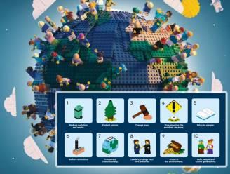 """""""Stappenplan voor het redden van het klimaat"""": Lego maakt handleiding voor wereldleiders naar aanleiding van klimaattop in Glasgow"""