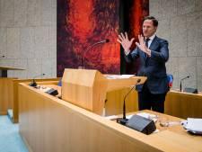 Rutte: Bibliotheken volgende week ook open, kermissen en restaurants blijven nog wel dicht
