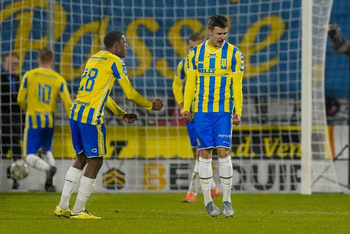 Met Vitalie Damascan scoorde er voor de vierde keer dit seizoen een invaller voor RKC Waalwijk.