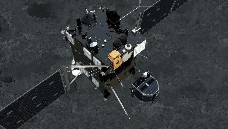 Het Belgische instrument Rosina, aan boord van ruimtesonde Rosetta, toonde aan dat kometen niet alleen verantwoordelijk kunnen zijn voor het water op onze planeet.