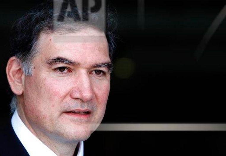 Andreas Georgiou. Beeld AP