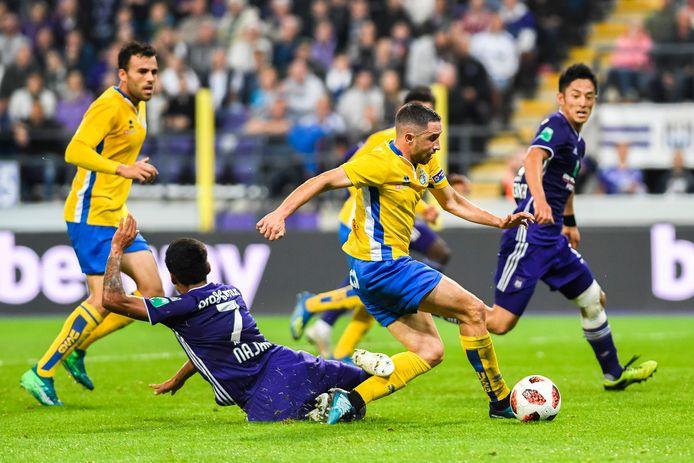 Union sloeg Anderlecht twee seizoenen geleden met verstomming.