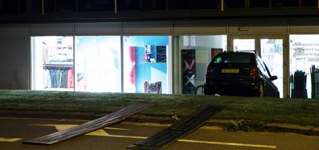 Ramkraak met springplank mislukt in Tilburg