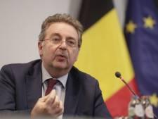 """Vervoort annonce """"aucun assouplissement à Bruxelles"""", Bouchez réplique et vise Alain Maron"""