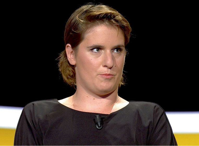Sarah Vandeursen: 'Misschien had ik niet moeten vertellen hoe ik als kind mijn hamster in de microgolf heb gestopt.' Beeld