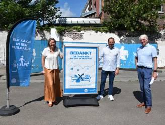 Stad Tienen lanceert campagne 'Samen voor een proper Tienen'