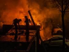 Gezin ontsnapte aan de dood; afpersers wilden woning 's nachts in vlammen zetten