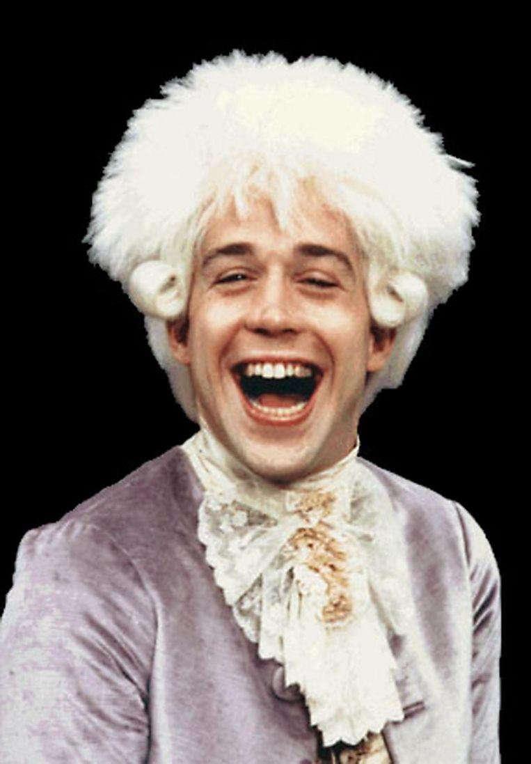 Film: Amadeus. 'De muziek, het verhaal over jaloezie; ik werd er verliefd op.' Beeld Amadeus