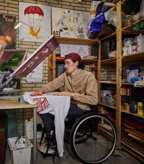 Oud-wielrenner Edo Maas jaar na horrorcrash: 'Ik hoef niet te weten hoe ik erbij lag'
