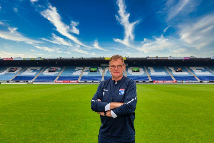 Dwight Lodeweges keert voor de derde terug keer in Zwolle, waar hij de komende twee seizoenen de rechterhand is van hoofdcoach Art Langeler.