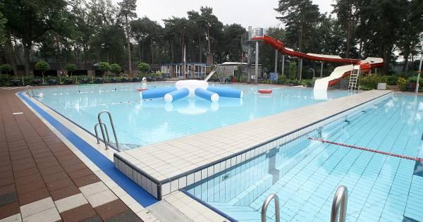 Zwembad vorden hekelt man die badgasten filmt 39 bezoekers for Zwembad s hertogenbosch